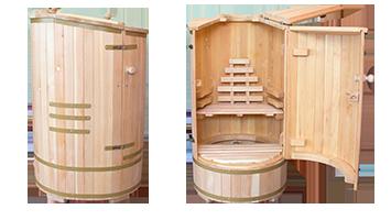 Sauna umeda Herbalsauna Profesional