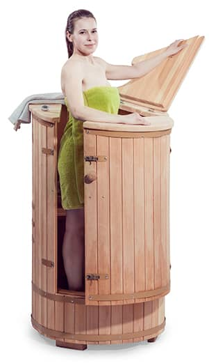 Avantajele si beneficiile saunei umede Herbalsauna