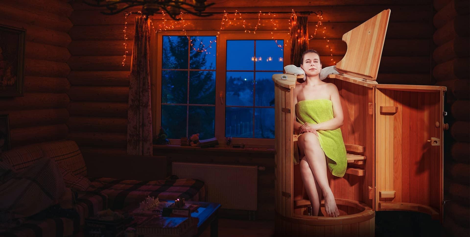 Ce este sauna umeda herbalsauna?