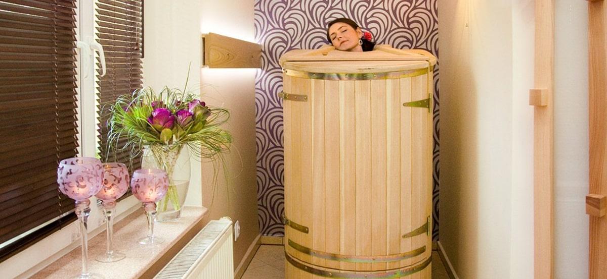 herbalsauna sauna umeda pentru centre spa