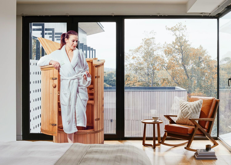 Herbalsauna sauna umeda pentru acasa