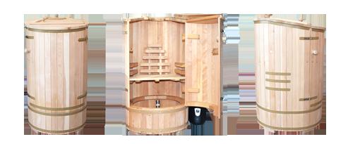 Pret sauna umeda Herbalsauna