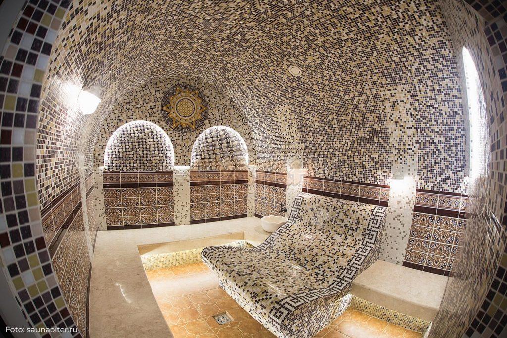Sauna turceasca